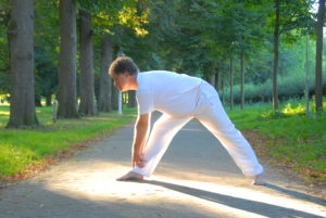 Yoga door Berry Steenbruggen in Deventer, al 30 jaar een begrip