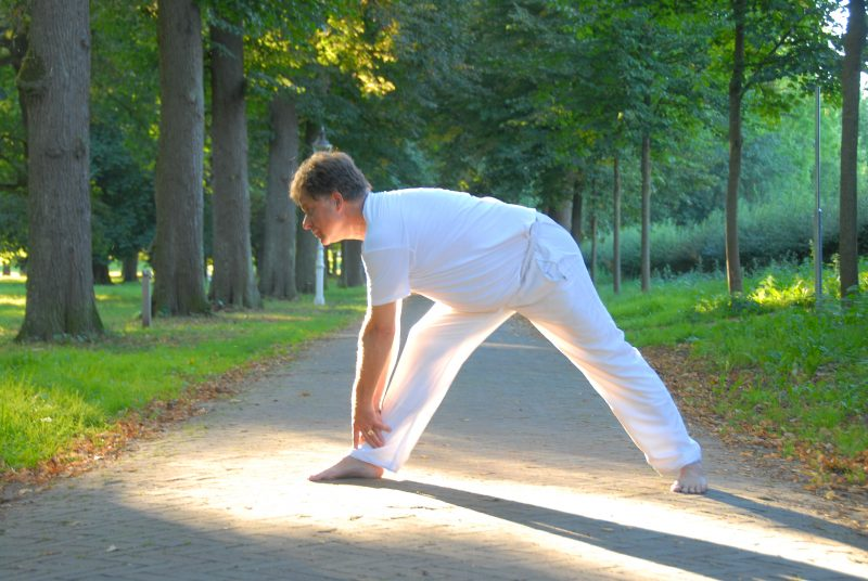 Yoga door Berry Steenbruggen in Deventer yoga al 30 jaar