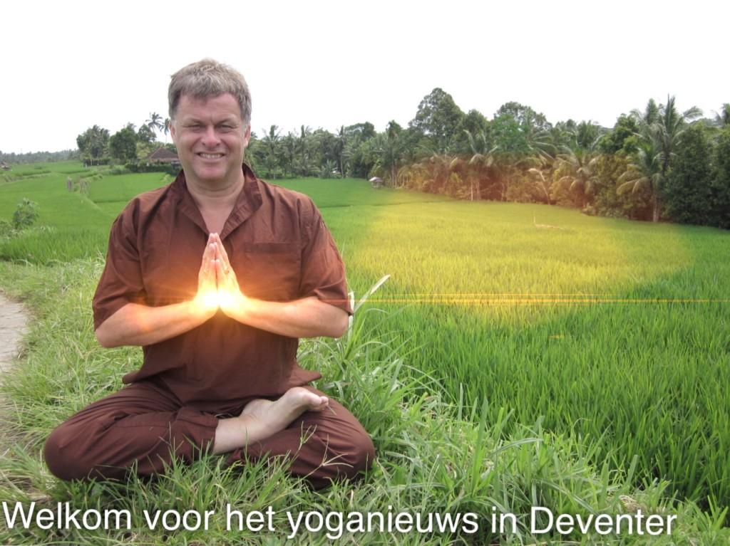 spiritualiteit en yoga