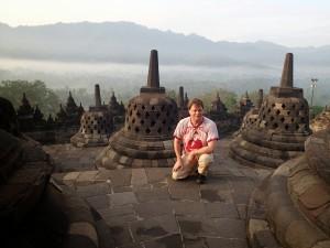 chakra yoga Deventer, energie voelen bij tempels
