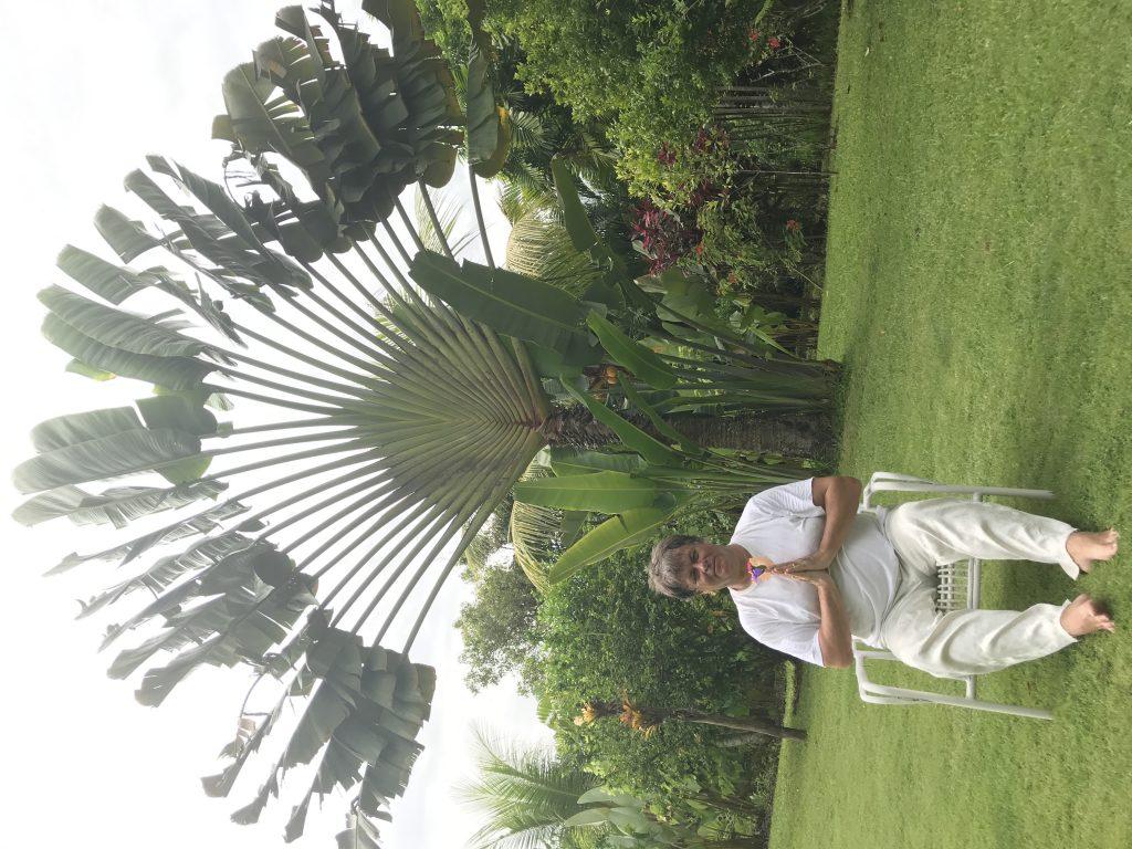 yogablog, zittend yoga volgen