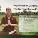 slapen en yoga, om lekker te kunnen slapen in Deventer