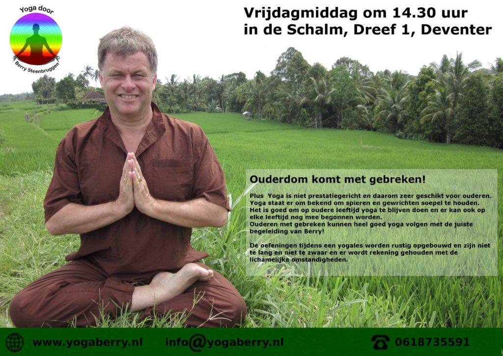 Plus yoga in Deventer