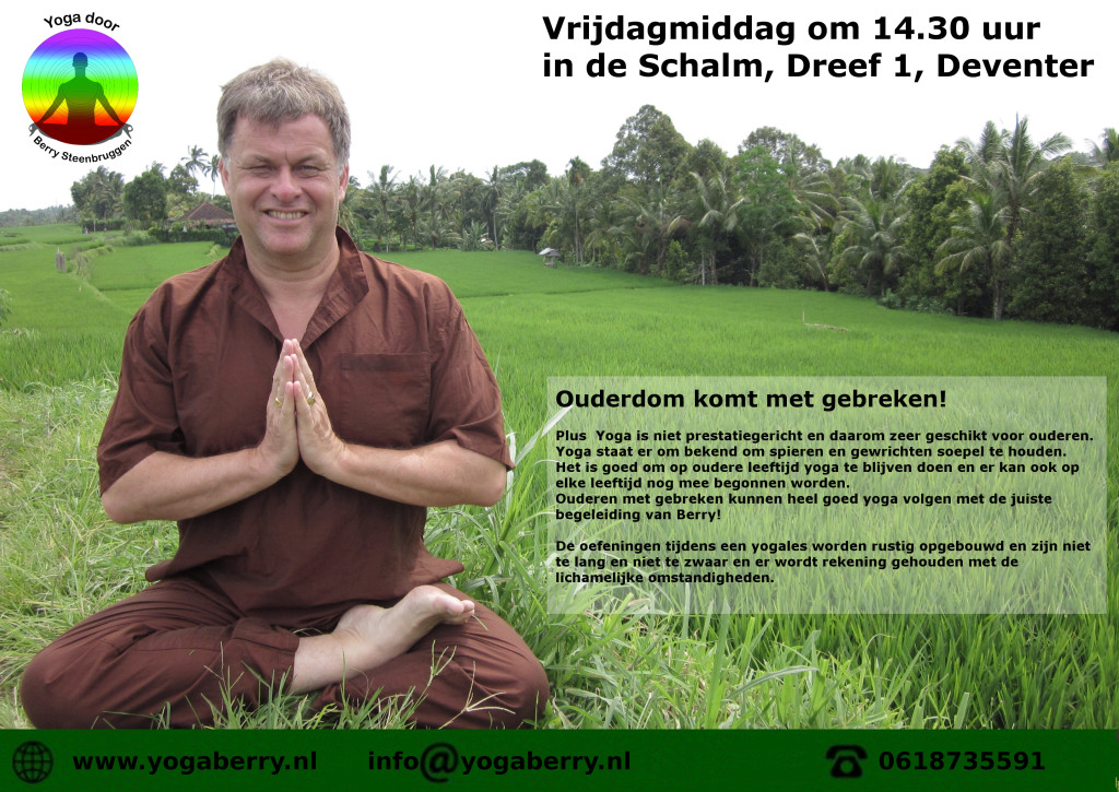plus yoga in Deventer