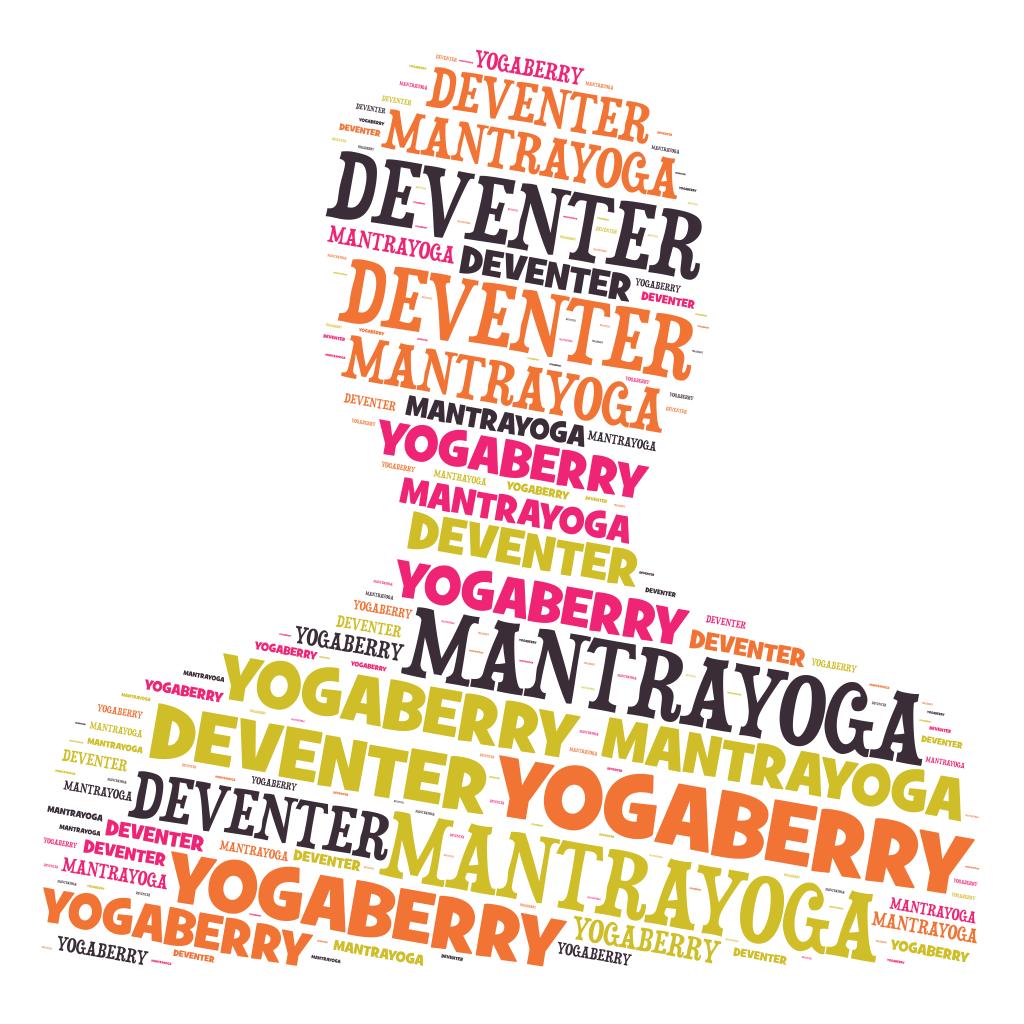 Mantra chanten bij de yoga