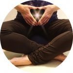 ontspannende yoga buikademhaling