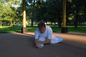 loslaat yoga kun je voelen