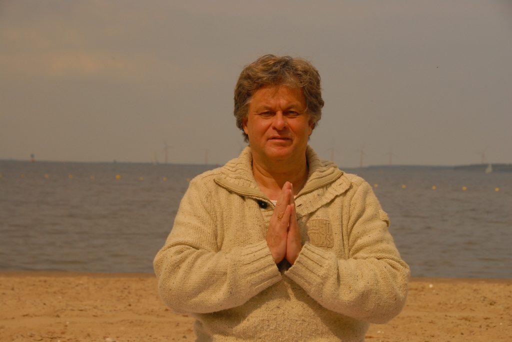 vakantie stress yoga