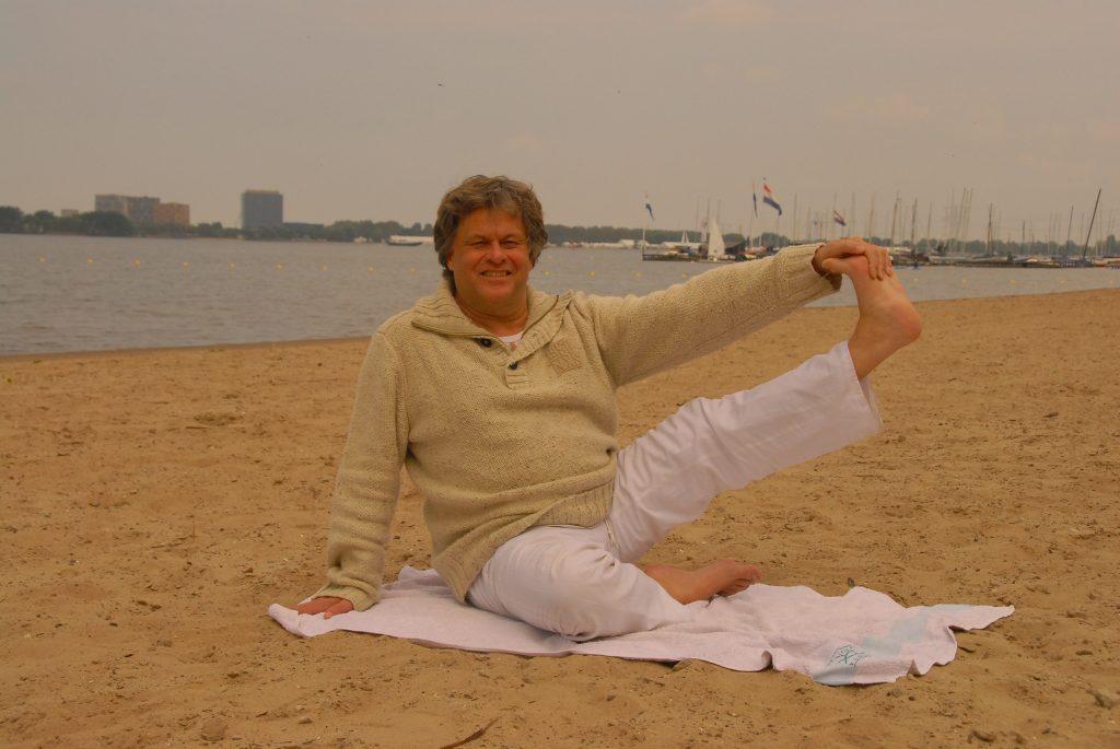 Balans yoga, blijf evenwichtig
