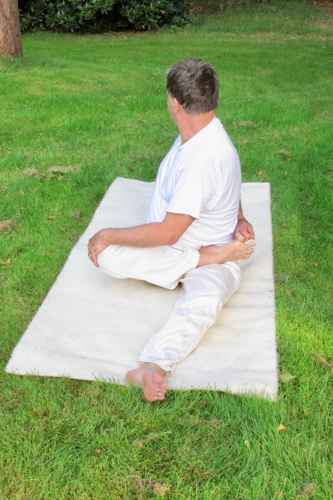 nek yoga ontspanning