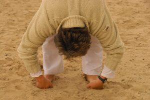 yoga en ontspanning, aarden