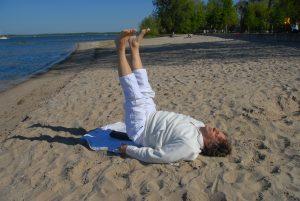 backmitra yoga is er voor iedereen