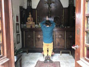 Llevenstuinen yoga met Berry Steenbruggen