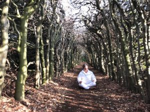 geheim yoga ontspanning, mediteer eens