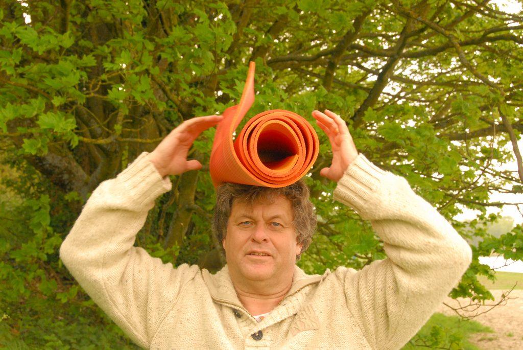 priveles yoga, ik zorg ook voor de yogamat
