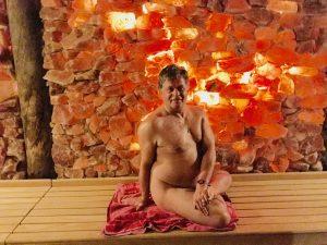 Sauna yoga mindfulness meditatie