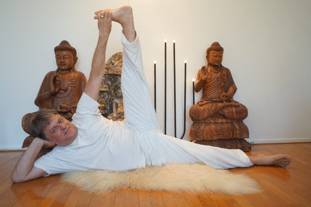 spiritueel yoga leven