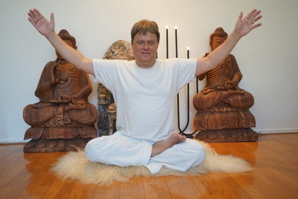 Liefde en yoga