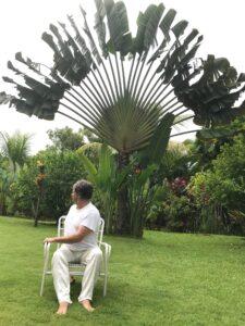 stoel yin yoga