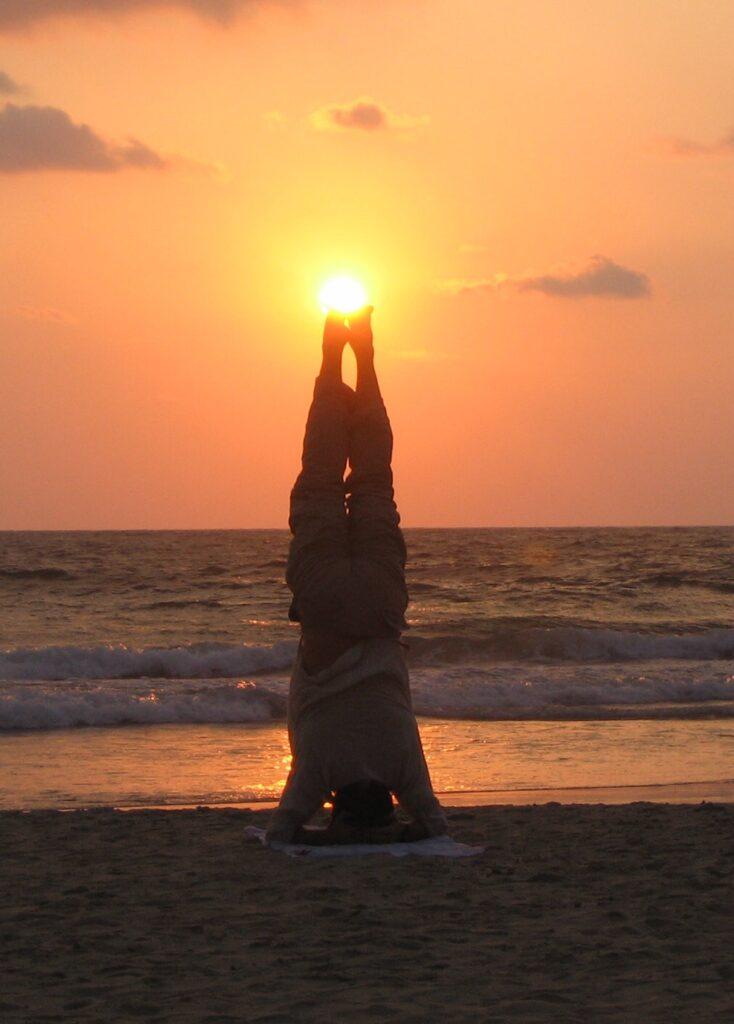 afhaal yoga